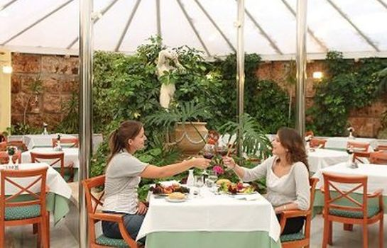 Restaurante HSM Madrigal