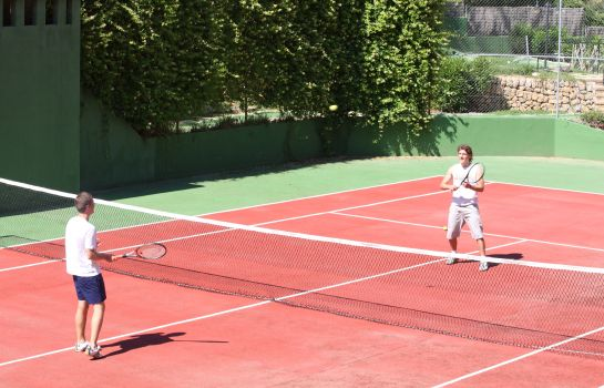 Campo de tennis HSM Madrigal