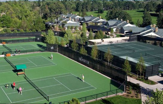 Campo da tennis The Broadmoor