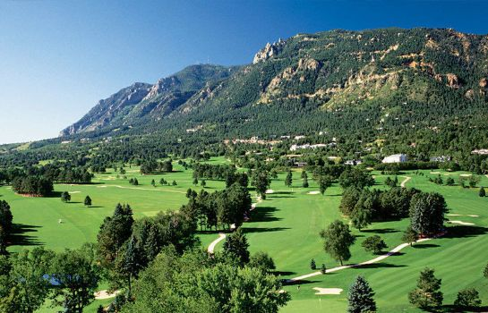 Campo da golf The Broadmoor