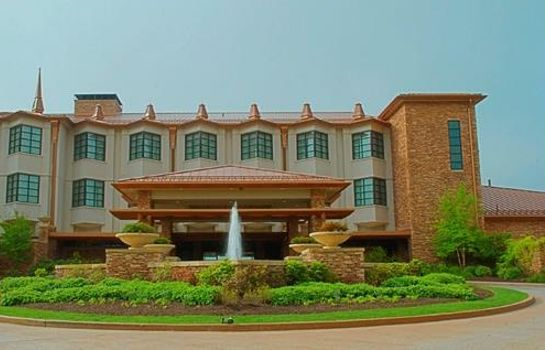Exterior view NEMACOLIN WOODLANDS RESORT