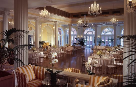 salle de bal The Omni Homestead Resort