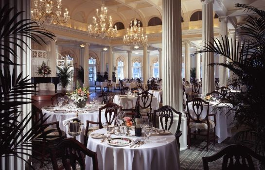 Restaurant The Omni Homestead Resort