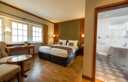 Double room (standard) Berghotel Eisenach