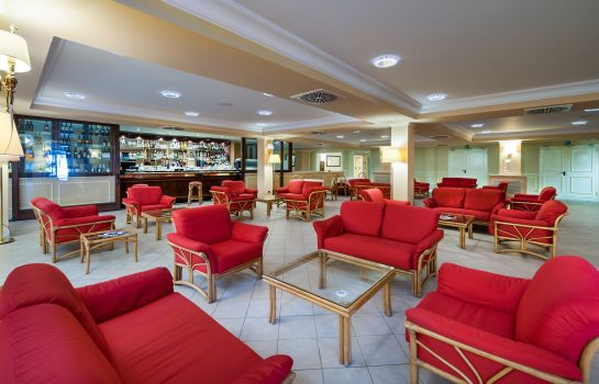 Hotel bar Dioscuri Bay Palace