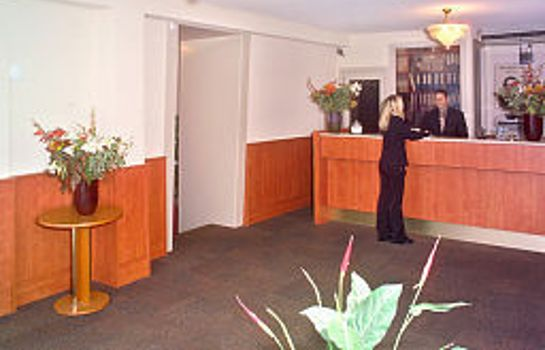 Reception Hotel Multatuli