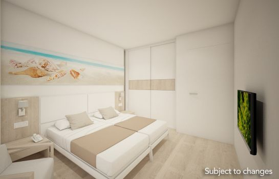 Habitación doble (estándar) THB Gran Playa Adults Only