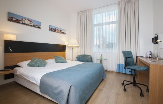 Double room (superior) Scandic Gdansk