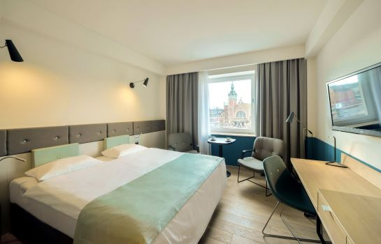 Room Scandic Gdansk