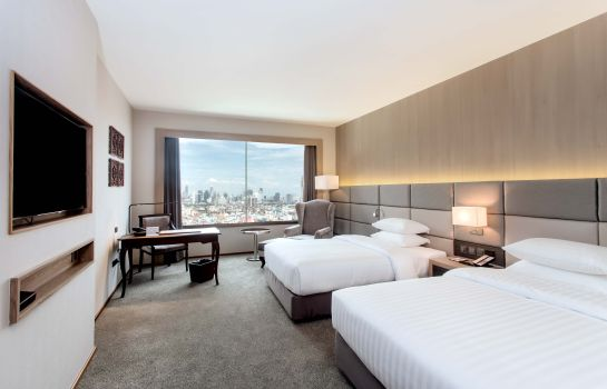 Double room (superior) Swissotel Bangkok Ratchada