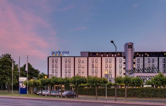 Außenansicht Park Inn By Radisson Cologne City-West