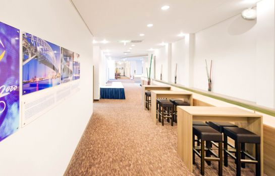 Conference foyer Park Inn By Radisson Cologne City-West