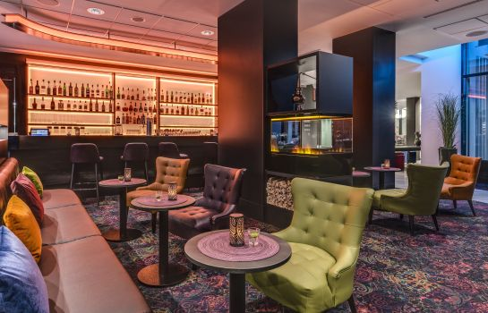 Hotel bar Park Inn By Radisson Cologne City-West