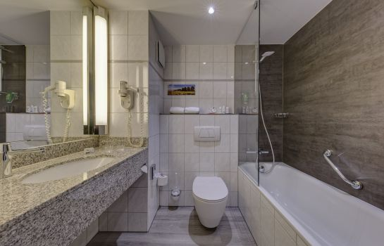 Bathroom Park Inn By Radisson Cologne City-West