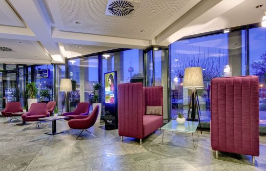 Lobby Park Inn By Radisson Cologne City-West