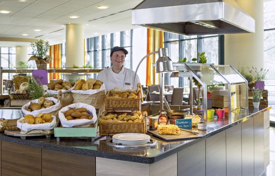 Frühstücks-Buffet Park Inn By Radisson Cologne City-West