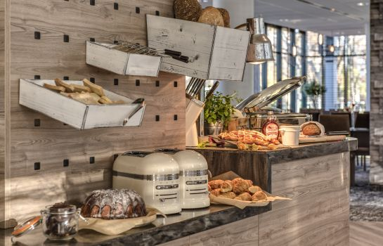 Breakfast buffet Park Inn By Radisson Cologne City-West