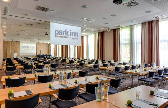 Conference room Park Inn By Radisson Cologne City-West