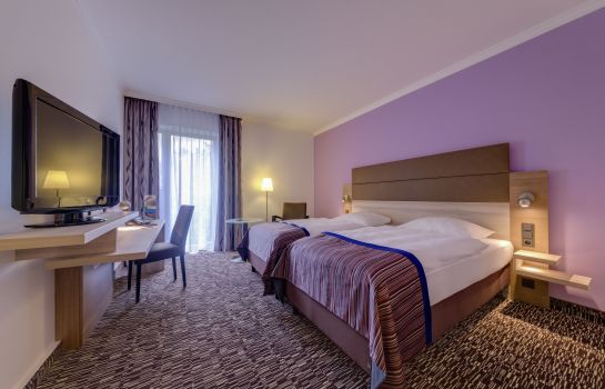Double room (standard) Park Inn By Radisson Cologne City-West