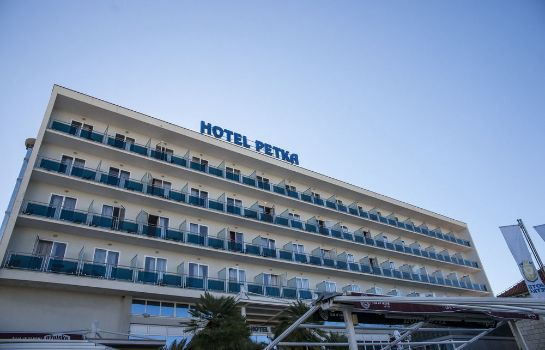Exterior view Hotel Petka