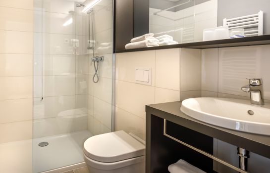 Badezimmer Smart Selection Hotel Istra