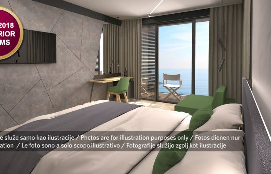 Doppelzimmer Komfort Smart Selection Hotel Istra