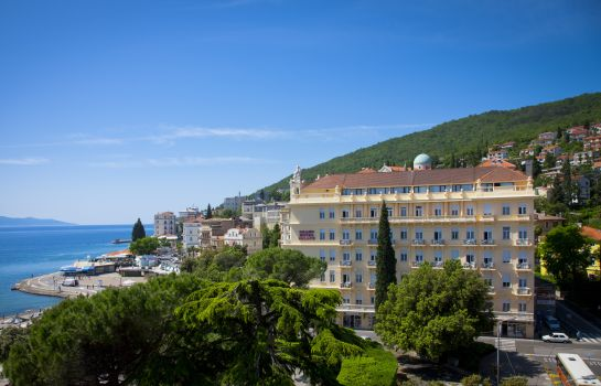 Vista esterna Remisens Premium Grand Hotel Palace