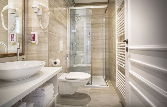 Bagno in camera Remisens Premium Grand Hotel Palace