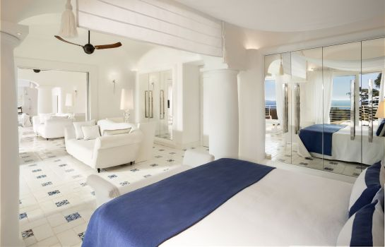 Suite Capri Palace