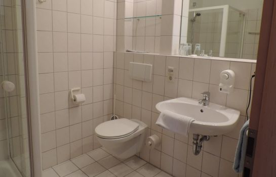 Bagno in camera Weber Gasthaus