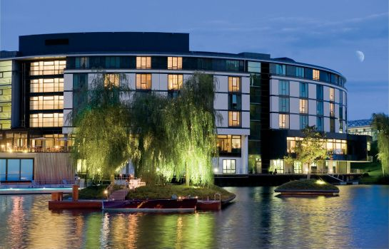 Exterior view The Ritz-Carlton Wolfsburg