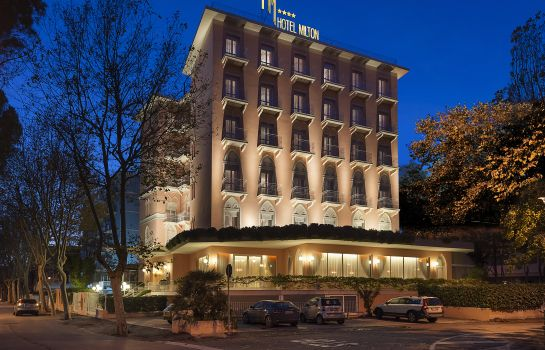 Innenansicht Milton Rimini Best Western Premier Collection