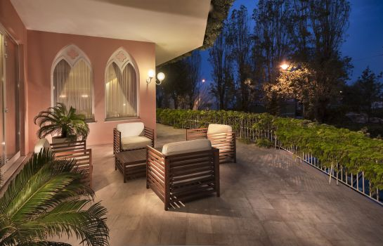 Terrasse Milton Rimini Best Western Premier Collection