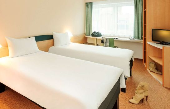 Kamers ibis Luebeck City