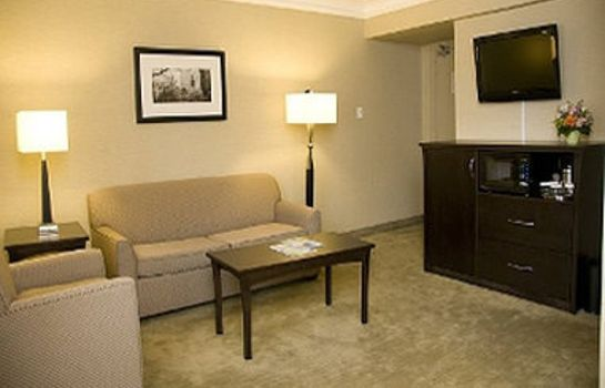 Room RAMADA PLAZA TORONTO DOWNTOWN