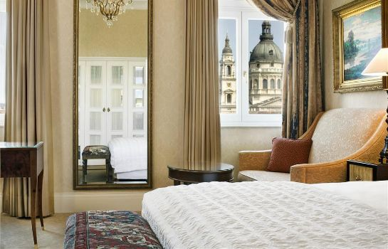 Room The Ritz-Carlton Budapest