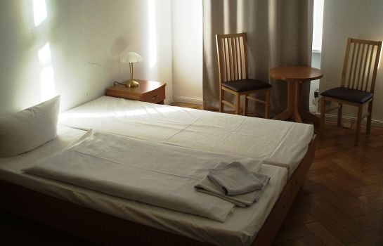 Double room (standard) Messe Hotel Pension