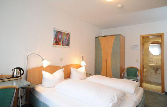 Double room (standard) Central Classic Garni