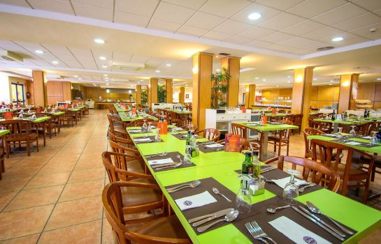 Restaurant Hotel Servigroup Romana