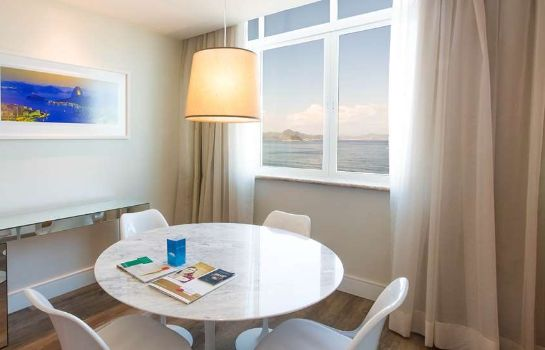 Junior suite Golden Tulip Rio Copacabana