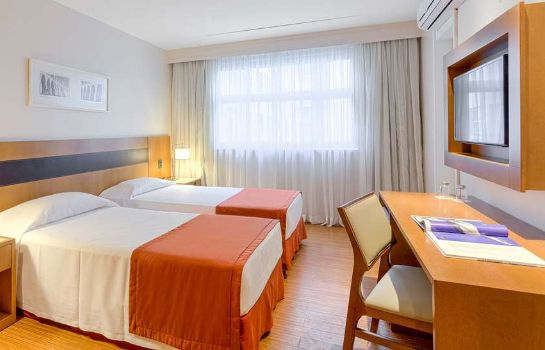 Double room (standard) Golden Tulip Rio Copacabana