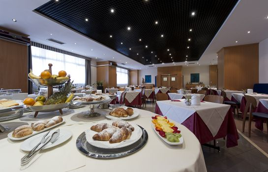 Ontbijtbuffet Classic Hotel Tulipano
