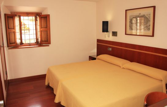Chambre double (confort) Hotel Santa Isabel