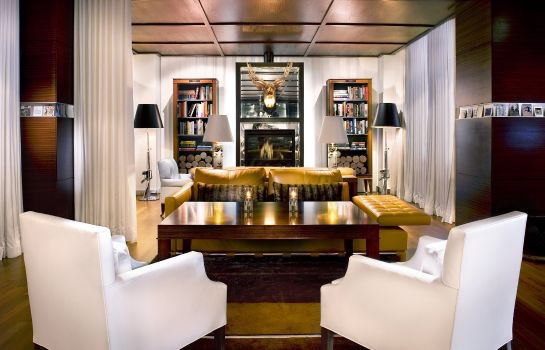 Hotel-Bar SLS Hotel a Luxury Collection Hotel Beverly Hills