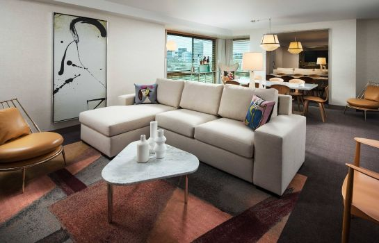 Suite SLS Hotel a Luxury Collection Hotel Beverly Hills