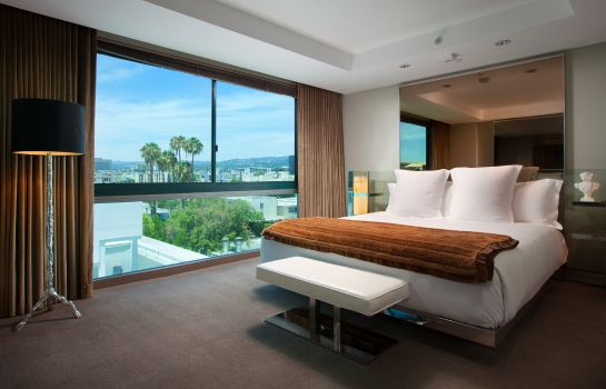 Zimmer Beverly Hills  a Luxury Collection Hotel SLS Hotel