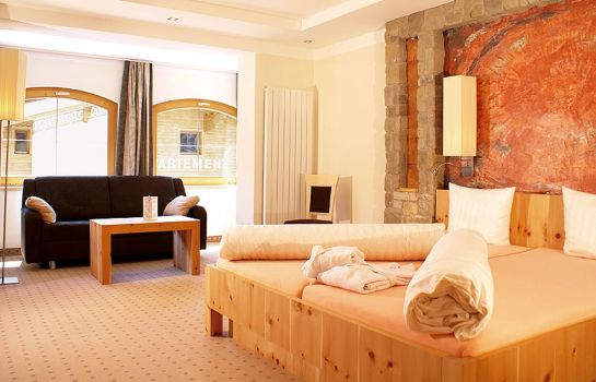 Junior Suite Des Alpes Wellness und Relax