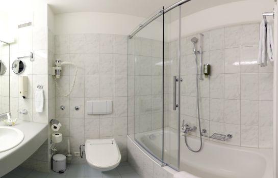 Schön Badezimmer Sorell Hotel Speer