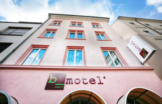 Exterior view b_smart motel Basel