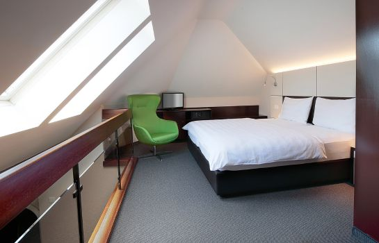 Suite b_smart motel Basel